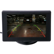 30x4.3 Inch Tft Lcd Screen Adjustable Car Monitor For Vehicle Backup Cameras