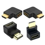 30xmi Adapter Male To Female Converter For Ps4 Projector Tv Laptop Monitor