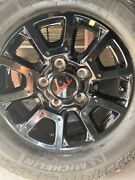 Toyota Tundra Trd Pro 18 Oem Factory Wheels Rims And Tires