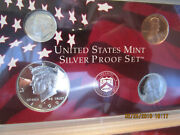 1999 Silver Proof Set Proof +++++