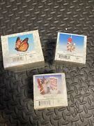 Charming Tails Lot Of 3 Figures Fitz And Floyd Collection