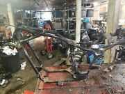 2000 Honda Shadow Vlx 600 Vt600 Vlx600 Motorcycle Frame Straight Chassis