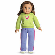 American Girl Innerstar U Outfit + Charm New In Box Jly  Saige Mckenna Ivy