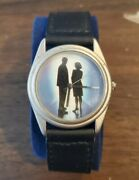 The X-files Wesco Analogue Watch Scully And Mulder