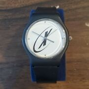 Valdawn The X-files Watch Black Plastic/rubber Wristband