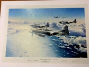 Robert Taylor - Midway Andndash Turning Of The Tide - Lot - 5 Prints