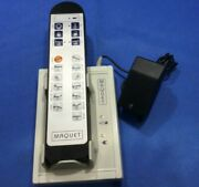 Maquet 3113.1269 Remote Control W/ Charger 3110.26e9 - Needs New Battery B/kp