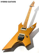 Used Killer Kg-standard Gold Electric Guitar Free Shipping