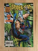 Spiderman 2099 46 First Printing 1996 Marvel Comic Book Final Series Issue.