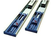Liberty 942205 22 In. Soft Close Ball Bearing Full Extension Drawer Slide,1 Pair