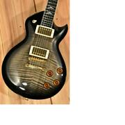 Stafford Rare Bird Flame 20th Anniversary Gray Black And03914 Electric Guitar