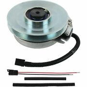 Pto Blade Clutch For Sears Craftsman 717-04967 Electric - W/ Wire Repair Kit
