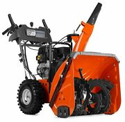 Husqvarna St324 2-stage Snow Blower 961930123 - Free Shipping And Liftgate