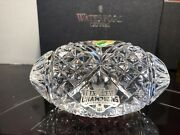Clemson Tigers 2018 National Champions Crystal Football By Waterford Nib