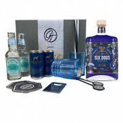 Six Dogs Blue Gin And Tonic Geschenkeset