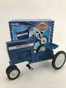 Ford 8000 Pedal Tractor Replica National Farm Toy Museum By Ertl 18 Scale
