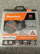 Autosock Al84 Snow Sock Set 2 For Trucks And Busses Brings You Home