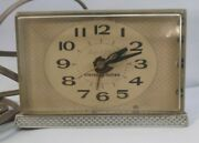 Vintage General Electric Lighted Dial Electric Clock
