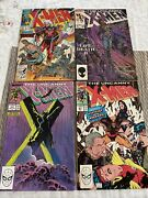 X-men 2, The Uncanny 198, 251, 261 And Havok 24-27 And 31 In Mint Condition