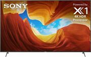 Sony 85 X900h Series Led 4k Uhd Smart Android Tv