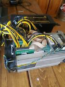 Used Bitmain Antminer S7 Bitcoin Asic Miner 4.73th/s Perfect Working W/ps