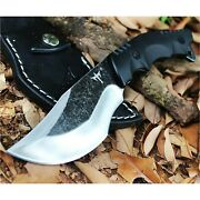 Outdoor Hunting Survival Knife Sheath Tactical Bowie Combat Self-defense Knifes
