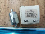 New Oem 0700p17 Omc Johnson Evinrude Fuel Filter Assembly 436692