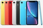 Brand New - Apple Iphone Xr 64gb 128gb Factory Unlocked - Sealed In Original Box