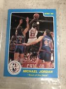 1986 Star Best Of The New Set In Sealed Bag - Michael Jordan Olajuwon Ewing