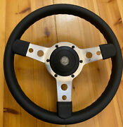 Mini Cooper Car Steering Wheel Auto Rs Motorsport Leather Nappa Remanufactured