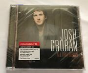 Josh Groban All That Echoes Limited Edition Cd Brand New Sealed