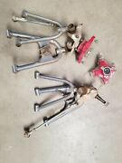 2001 Honda Trx400ex Suspension A Arms Spindle