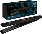 Revamp Progloss Touch Digital Ironing Of Hair Ceramic Plates Ailsa And Crimps