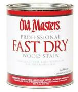 Old Masters Professional Fast Drying Wood Stain