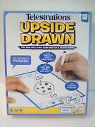 Telestrations Upside Drawn ,sketch And Guess Family Game
