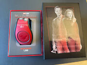 Disney's Plus Marvel Wandavision Magicband 2 Limited Edition 1000 In Hand