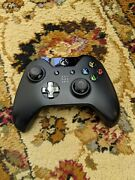 Microsoft Xbox One Wireless Day One Edition Controller New Pulled From Day1 Edt.