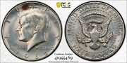 1965 Sms Kennedy Half Dollar Pcgs Sp66 Target Toned Silver Registry Coin Tv 50c