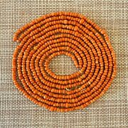 Natural Antique Pink Salmon Coral Beads