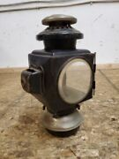 1913 - 1914 Ford Model T Edmund And Jones E And J Black And Brass Cowl Light