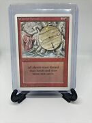 Mtg - Wheel Of Fortune Revised 1994 - Nm Never Played Pristine Condition