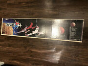 Vintage Sig Tri- Star Wood Foam Rc Airplane Kit Ws 47.5and039and039 Nos