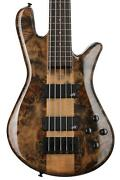 Spector Ns Ethos 5 Bass Guitar - Super Faded Black Gloss Nseth5sfbgd1