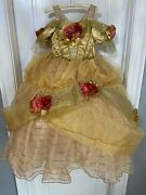 Disney Belle Limited Edition Gown Size 6