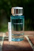 Mercedes Benz Cologne Edt- 2ml, 5ml, 10ml Authentic Sample