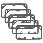 Holley 10833-5 Double Pumper Carb Fuel Bowl Gaskets, .06 Thick, Package Of 5
