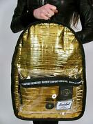 New Hershel Backpack Zumiez 100k 2020 Limited Edition Gold Shiny School Bag Tote