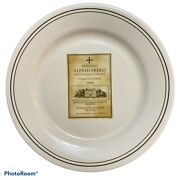 8andrdquo Plate Featuring Chateau Alfred Freres By Restoration Hardware French Wines