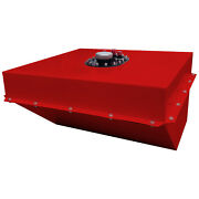 Rci 1222f Red 22 Gallon Wedge Fuel Cell Steel Screw-on Cap