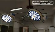 Surgical Room Examination Surgical Led Light Double Dome Ot Light